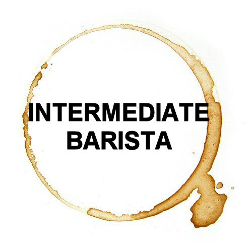 Intermediate Barista 500x500