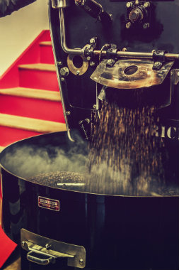 Relaunch coffee roasting
